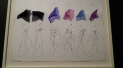 sketches by YSL